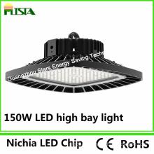 100W 150W Nichia Chip High Power Light LED High Bay Light with Square Shape