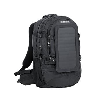 2016 New Design Outdoor OEM Solar Backpack