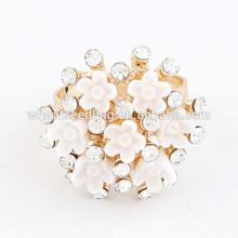 Meilleur anneau en rhinestone en anneaux réglables
