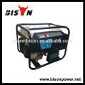 BISON (CHINA) 5kva Benzin-Generator trinkbar einfach für Hausdame Gebrauch