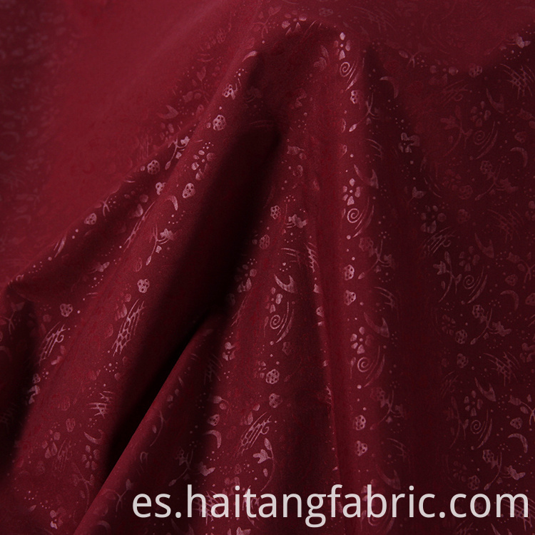 Embossing Fabric Stock Fabric