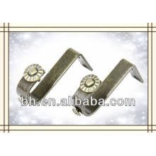 square curtain rod bracket,curtain rod ceiling brackets,curtain rod end bracket