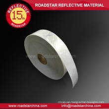 EN ISO 20471 prismatic safety reflective tape