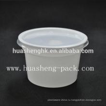 Фабрика китая Пищевой 420мл одноразовая полипропиленовая пластиковая миска