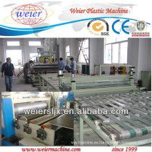 Máquina de fabricación de láminas TPU con técnica profesional