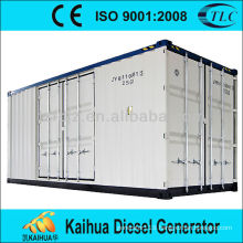Standby 1250kva silent generator with Cummins engine KTA38-G9