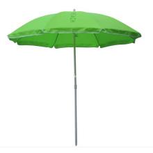 Открытый рекламные дешевые и приятный пляжный зонтик