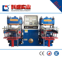 a Plate-Hydraulic Press Designed for Making Silicone Rubber Products (KS150H)