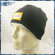 Custome logo bonnet cap bouchon hiver unisexe made in china