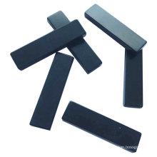 Черный магнитный блок с магнитным матовым эффектом Гаусса