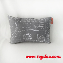 Soft Stamp Baby Pillow
