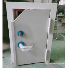 Free shipping EN1634 perlite fire door 3hours iron internal windows and doors for hotels