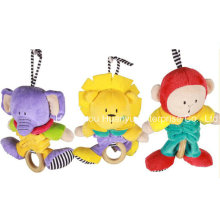 New Design Stuffed Baby Music Pull Toy