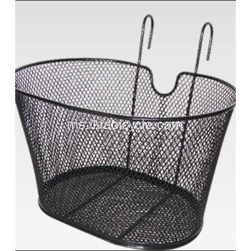 Steel Mesh Quick Release Bicycle Baskets