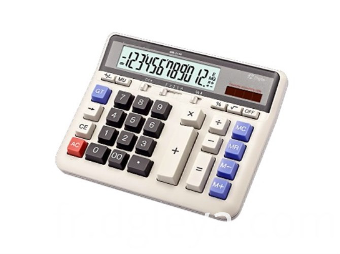 Desktop Calculators with Dual