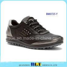 Winter Leder Golf Schuh für Männer