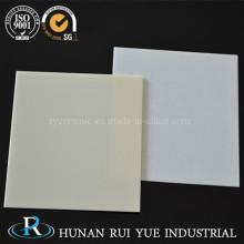 99,6% глинозема керамические лист с поверхности полированная
