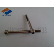 high strength titanium hex socket bolt M6*45