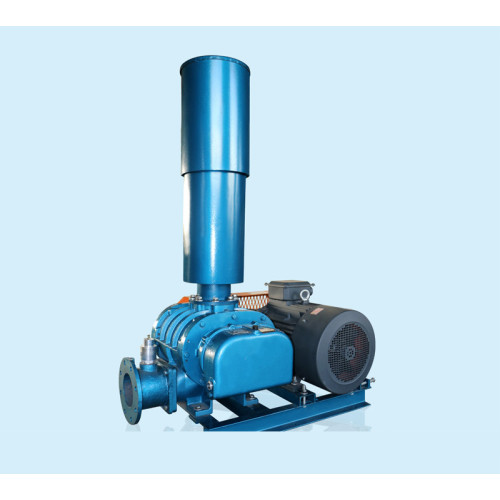 ETP / Wastewater Project Roots Air Blower