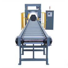 Long goods packaging machinery horizontal wrapper