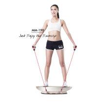 Équipement de masseur de vibrateur de forme physique d'exercice pour la musculation