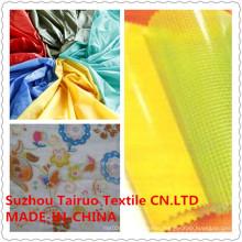 Ripstop Nylon Taffeta Fabric with Printed for Garment Fabric
