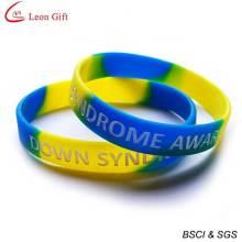 Персонализированные силиконовый браслет (LM1640)