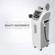 CE 3 em 1 redução de gordura e beleza facial ultra-sônica