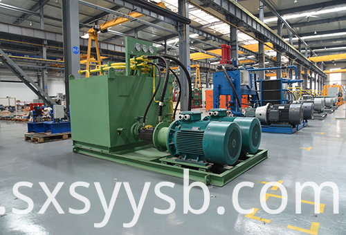 6m Coke Oven hydraulic system
