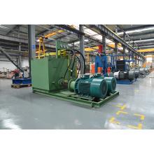Sistema hidráulico de coque para indústria