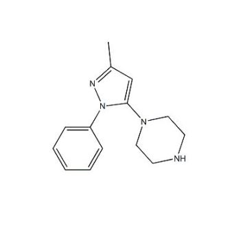 1- (3-Methyl-1-phenyl-5-pyrazolyl) piperazine 401566-79-8