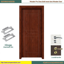Panel Wooden Door Inner Wooden Door Unfinished Wood Door