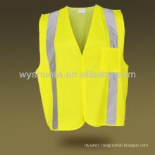 EN ISO 20471(EN471) Yellow/Lime Vest