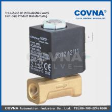 COVNA 2-ходовая или 3-ходовая малая бытовая техника NO / NC латунный соленоидный клапан