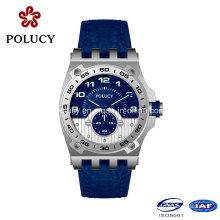 High Quality Brand Watch Fashion & Casual Luxury Leather Watch Elegant