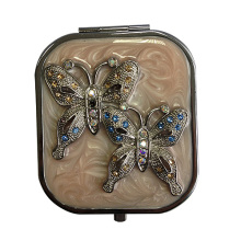 Papillons doubles Compact Mirrors