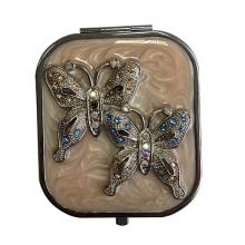 Двойной бабочки компактные зеркала