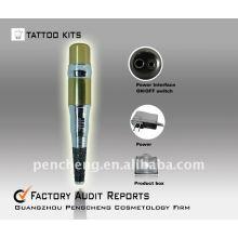 Étui en cuir pour stylo à maquillage permanent pour fourniture de tatouage -TA-CY