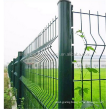 triangle bending fence/garden fence low price/fencing panels factory supply