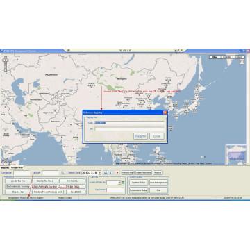Система слежения GPS для управления флота (TS05-кВт)