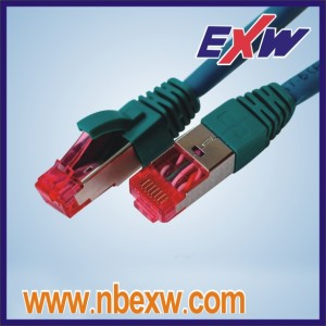 Cat6A Patch Cord SSTP LSZH