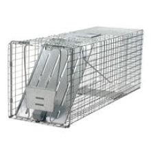 Gaiolas dobráveis Eco-Amigáveis do esquilo da malha de arame do metal / ratos / jaritataca / do hamster