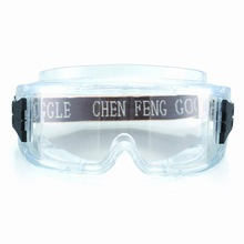 eye protection working plastic safety goggles