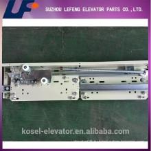 Европейский тип Fermator Лифт Посадочное устройство двери / AC Side Открытие двух панелей Лифт посадочные двери вешалка