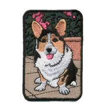 Popular Custom Animal Embroidery Patch