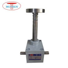 Trapezoidal Screw Stable 20 Tons Lifting Dam Gate Screw Jack