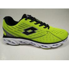 6 Colors Men′s Outdoor Light Mesh Running Shoes Footwear