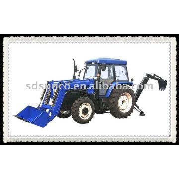 Tractopelle pour tracteurs