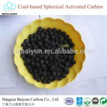 Carbón activado a base de carbón para la venta Planta de carbón activado recuperación de solvente