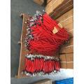 Lug Assembly PVC isolierte Kupfer Batterie Kabel für Marine, Auto, LKW, RV, Solar